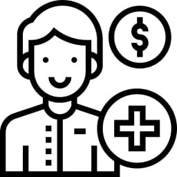 Financing Logo Graphic